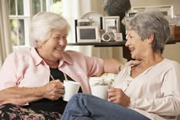 Senior Care Services in Knoxville TN | Seniors Helping Seniors